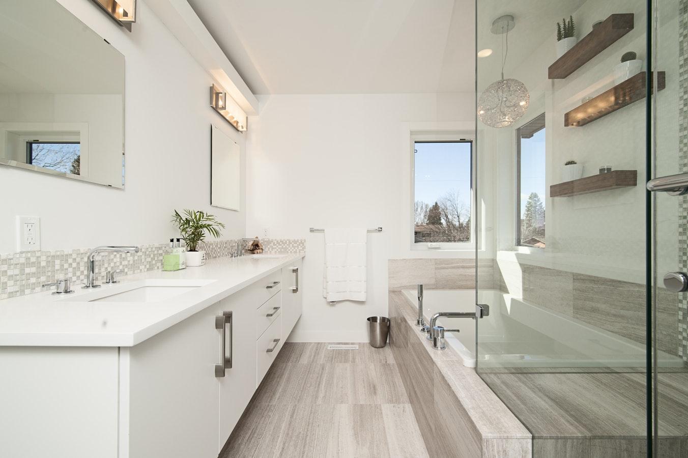 łazienka W Stylu Modern Classic Co Powinno Się W Niej